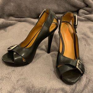 Michael Kors size 7 heel like new